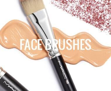 MAC Face Brushes