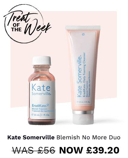 Treats of the week: Kate Sommerville