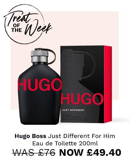 Treat of the Week: Hugo Boss