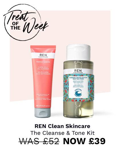 Treat of the week: REN