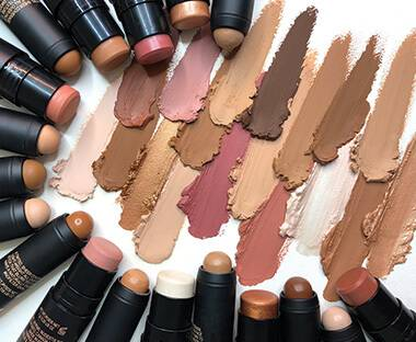 NUDESTIX concealer & face makeup