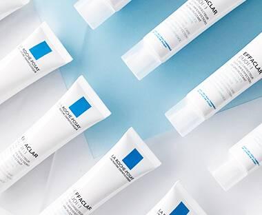 La Roche-Posay Effaclar pour les peaux grasses, sujettes aux imperfections et à l'acné