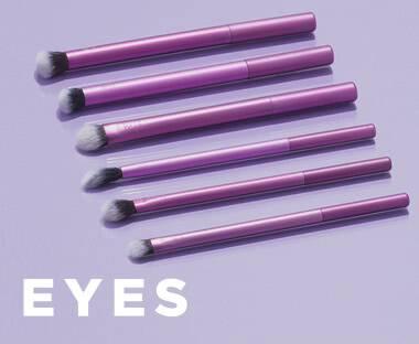 Pinceau de maquillage pour les yeux Real Techniques