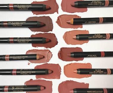 NUDESTIX lip liner & lip balm