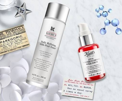 Kiehl's Latest Products