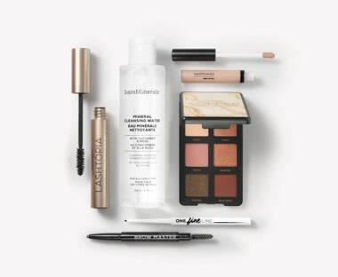 bareMinerals Eye and Lip Makeup