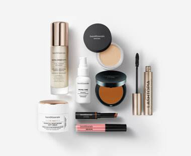 bareMinerals Vegan Products