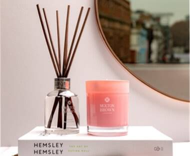 Molton Brown Candles & Diffusers