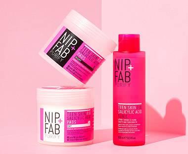 NIP + FAB Salicylic Fix