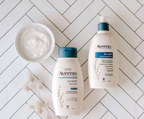 Aveeno для чувствительной кожи