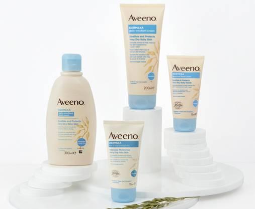 Aveeno для очень сухой кожи