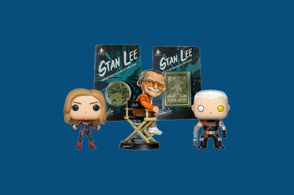 Free Mystery Box With Stan Lee Collectors Crate