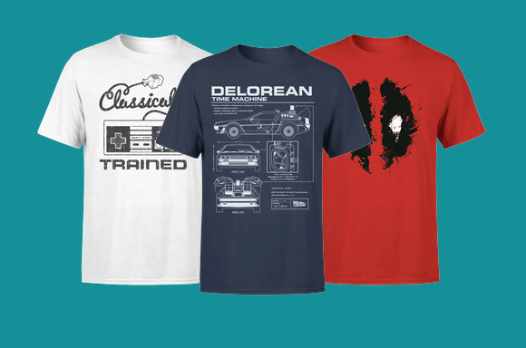 2 FOR $45 AUD T-SHIRTS