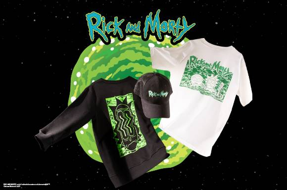 RICK AND MORTY COLLECTION