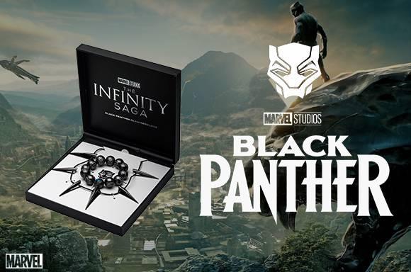 Black Panther Kimoyo Beads & Necklace - Worldwide Exclusive