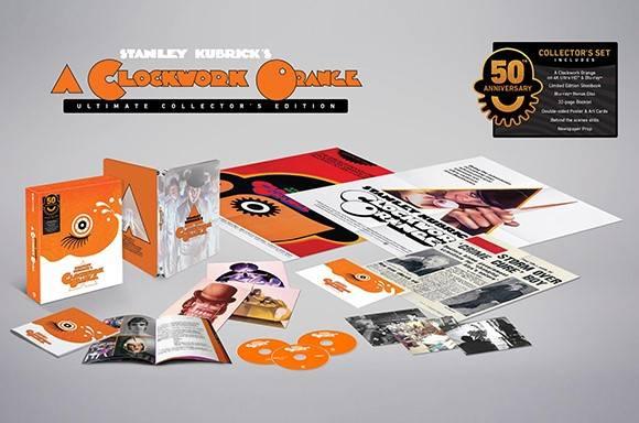 A Clockwork Orange Zavvi Exclusive Collectors Edition Steelbook