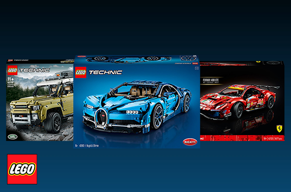 LEGO FREE DELIVERY + BEST PRICES