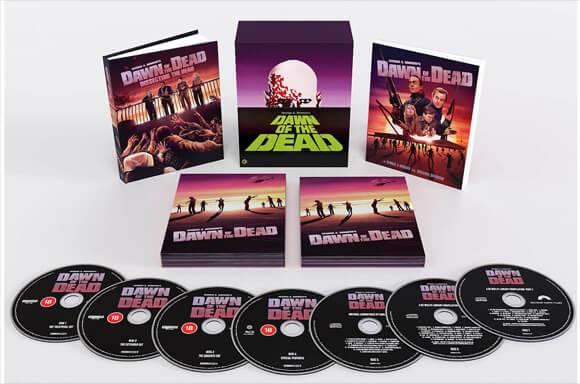 DAWN OF THE DEAD <BR> BLU-RAY BOX SET