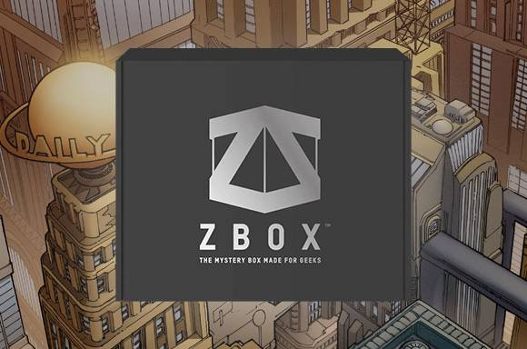 DC MYSTERY BOX
