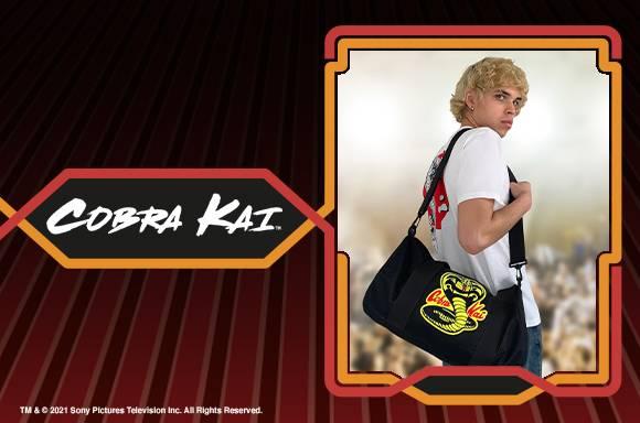 Cobra Kai Gym Bag