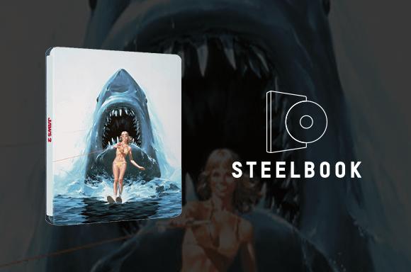 Jaws 2 Steelbook