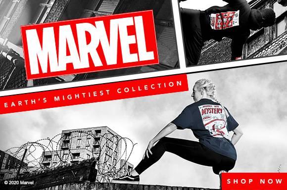 30% Rabatt auf Marvel Kollektion