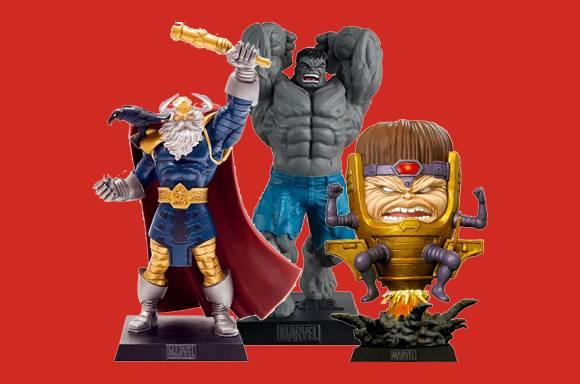 DLX Marvel Figures