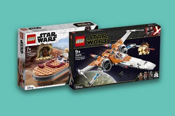LEGO STAR WARS PREISSTURZ