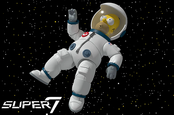 Super7® Homer Simpson