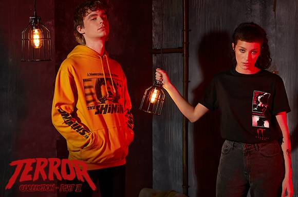 Terror Clothing Collection!