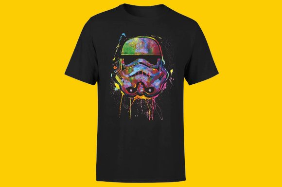 Stormtrooper T-shirt just £8.99