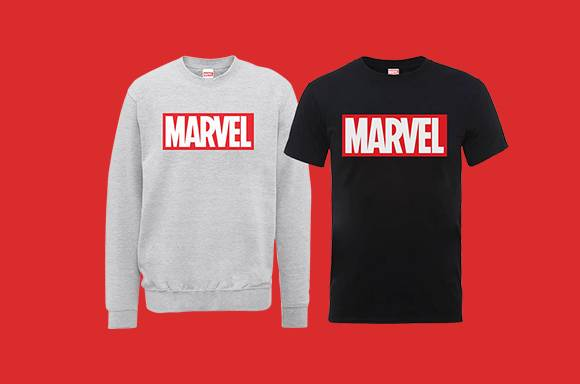 Marvel Sweaters & T-Shirts