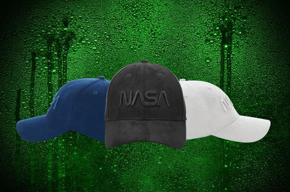 NASA Caps only £12.99