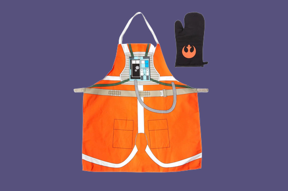 Star Wars Apron And Oven Mitt