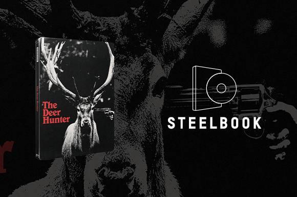 The Deer Hunter 4K Ultra HD Steelbook