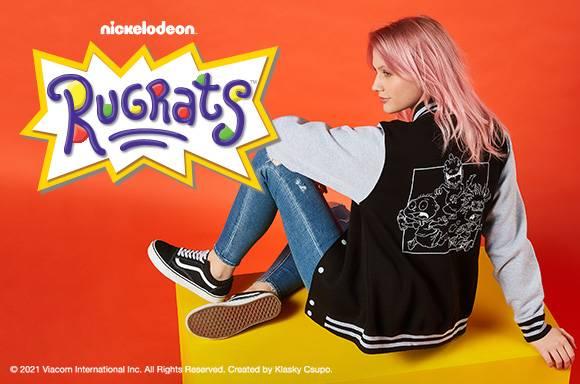 Rugrats Unisex Varsity Jacket
