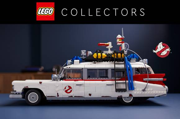 :LEGO GHOSTBUSTERS