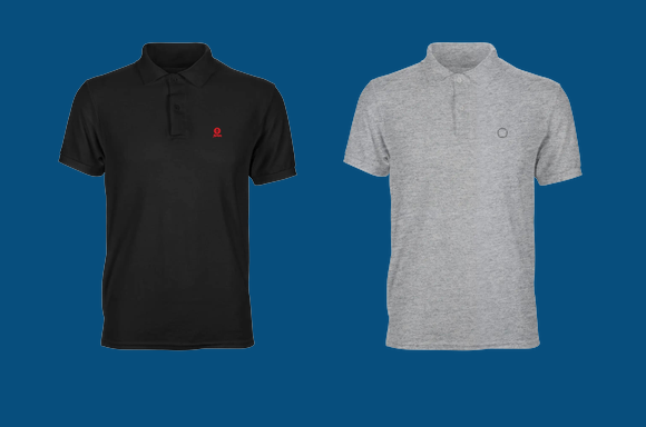 2 LORD OF THE RINGS Polos For £22