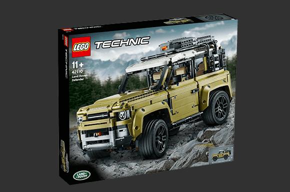 LEGO Technic: Porsche 911 RSR Sports Car Set