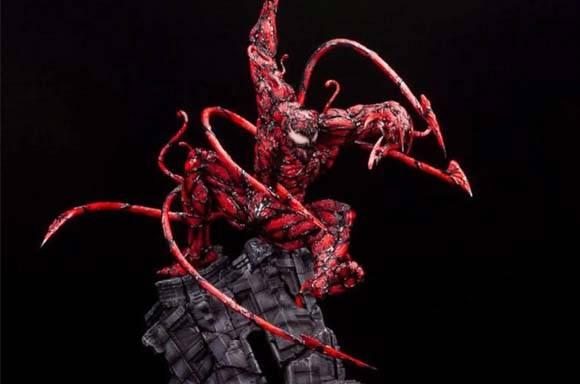 Feature Kotobukiya Marvel Comics Fine Art Statue 1/6 Carnage 60 cm
