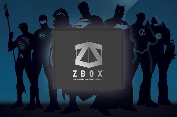 DC MYSTERY BOXES