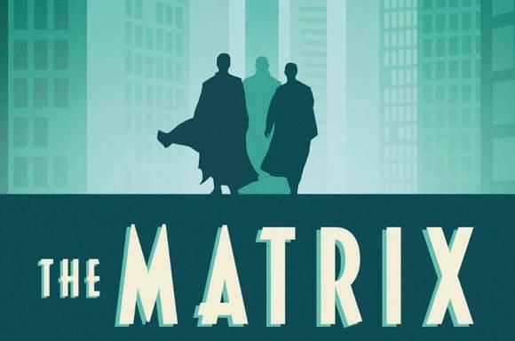 ALL THE MATRIX MERCHANDISE