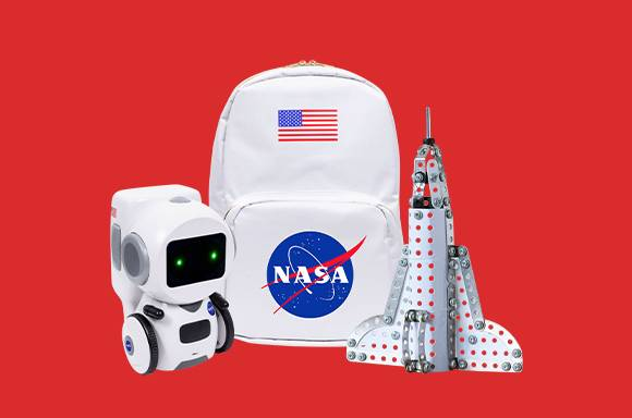 20% off Nasa gifts
