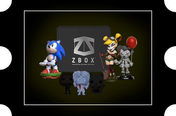 Zavvi Birthday Mystery Box - Deluxe Edition ZBOX