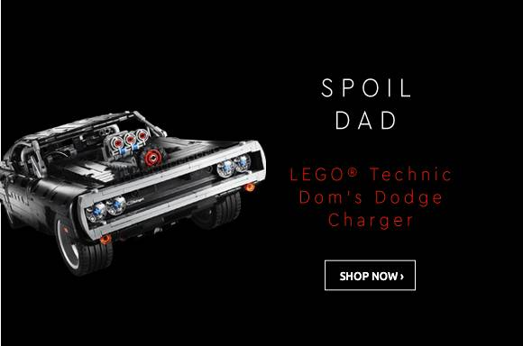 LEGO  DOMS CHARGER