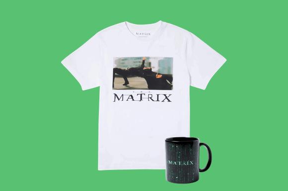 The Matrix Mug & Tee!