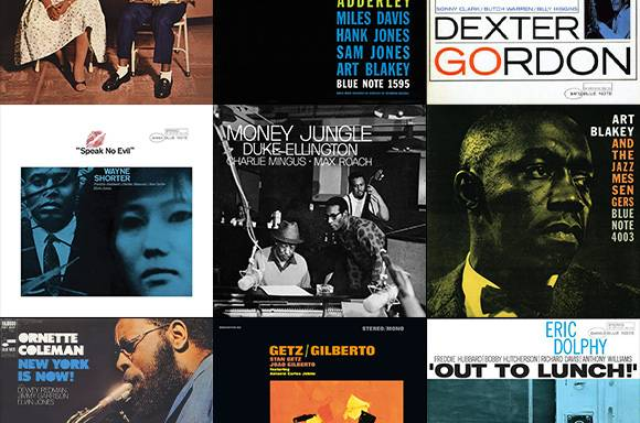 5 Pack Jazz Vinyl Set