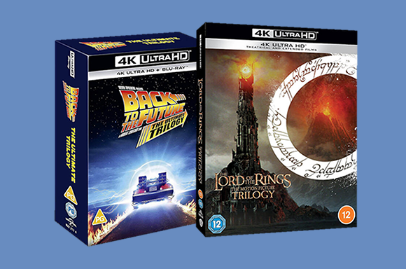 20% off 4k Box sets - Father's day