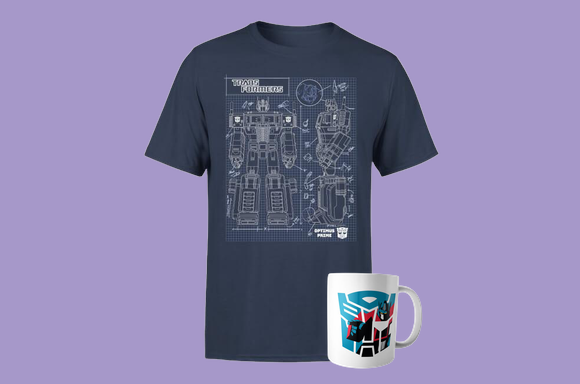 £8.99 Mug & Tee