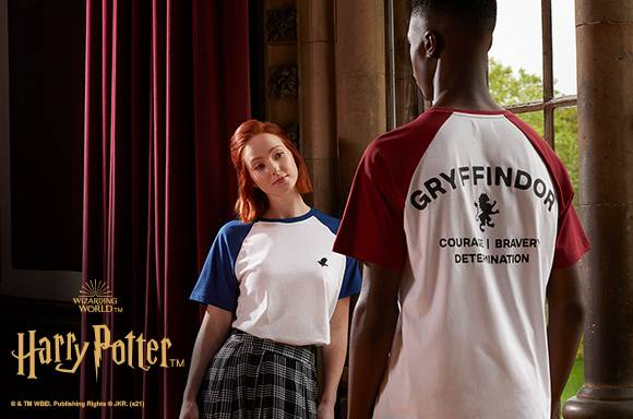 HARRY POTTER <BR> HOUSE PRIDE COLLECTION